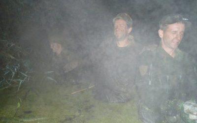 Naktiniai žygiai pelkėmis